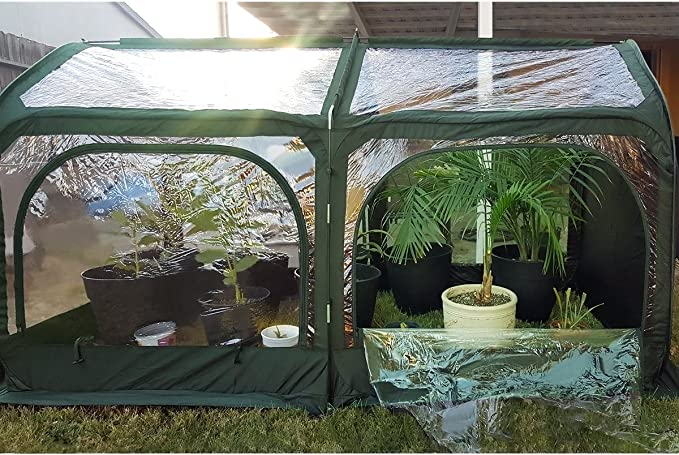Quictent - Varillas de fibra de vidrio para invernadero, diseño de ...