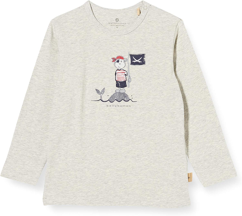 Bellybutton mother nature /& me Baby-Jungen Sweatshirt T-Shirt