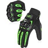 COFIT Motorcycle Gloves for Men and Women, Full Finger Touchscreen Motorbike Gloves for BMX ATV MTB Riding, Road Racing…
