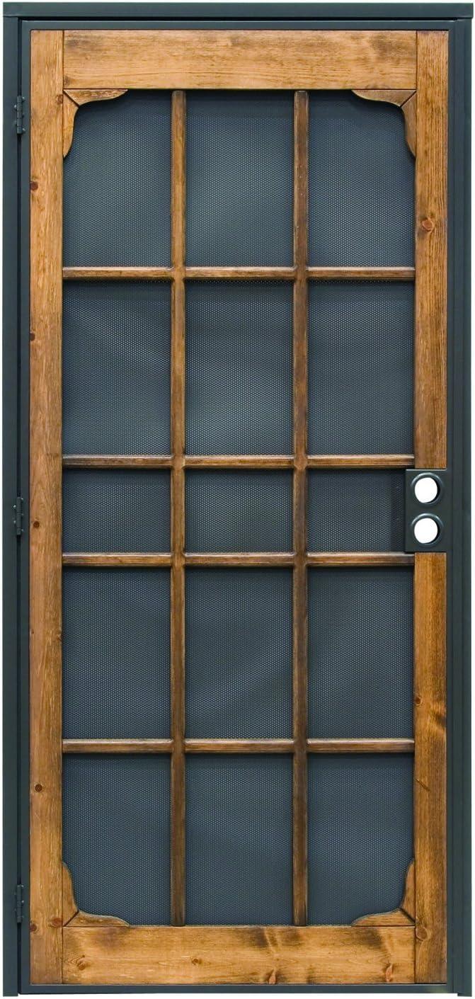Prime-Line 3809BZ3068-I-WF Woodguard Steel Storm Door