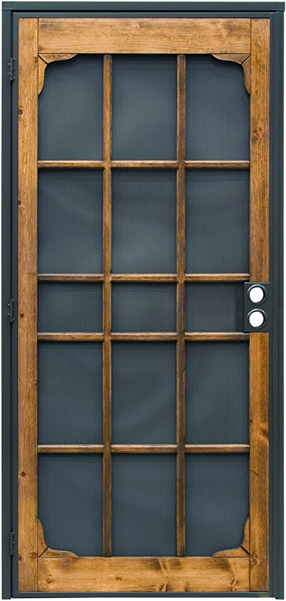 Steel Security Door19 Locking PointsLatham/'s Personnel Doors and Frame