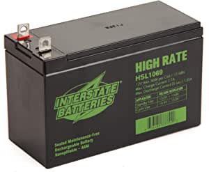 Neptune Replacement Battery for Generac Generator 0G9449 1//4 Nut and Bolt Terminals