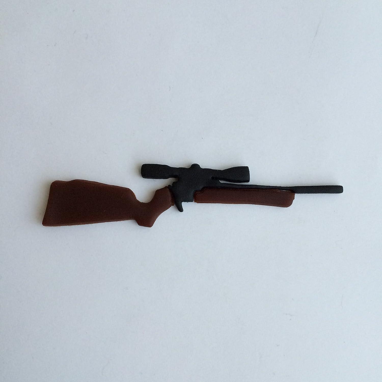 Rifle 100 Cookie Cutter Set