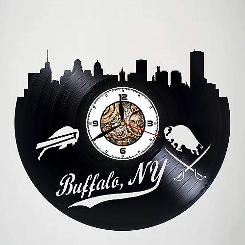 BUFFALO NEW YORK SKYLINE