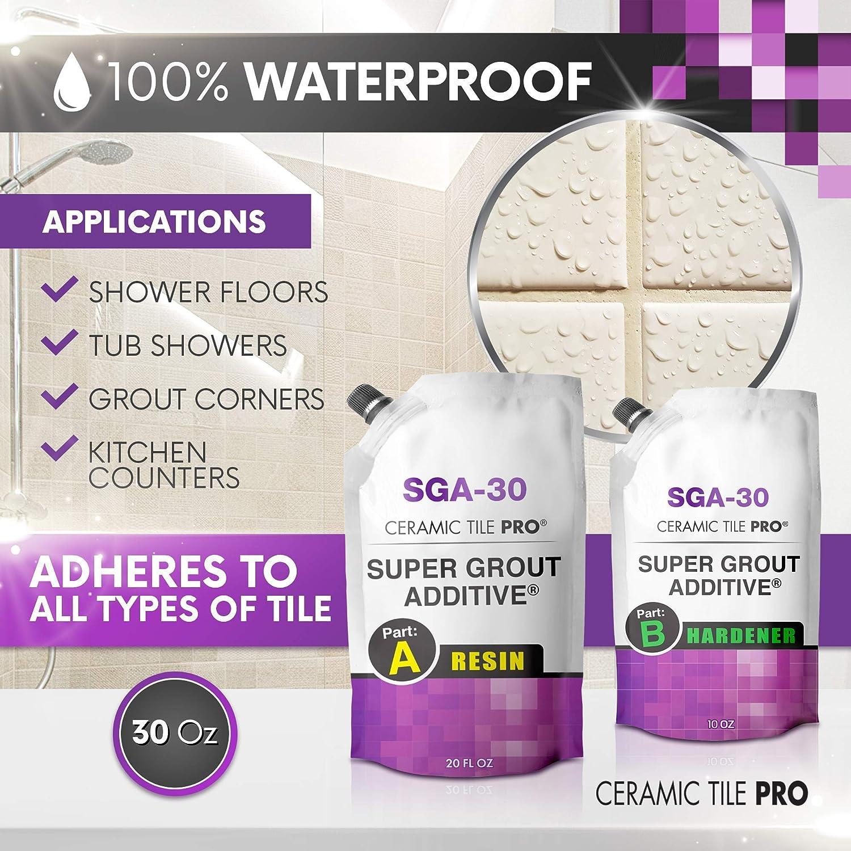 Tile Grout Repair Kit Waterproof Penetrating Sealer