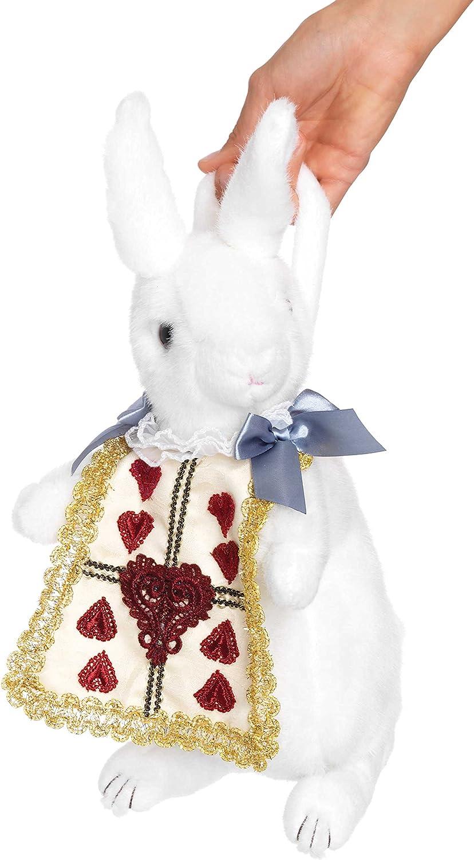 Leg Avenue Women's, Rabbit Purse White/Gold, One Size: Leg Avenue: Clothing