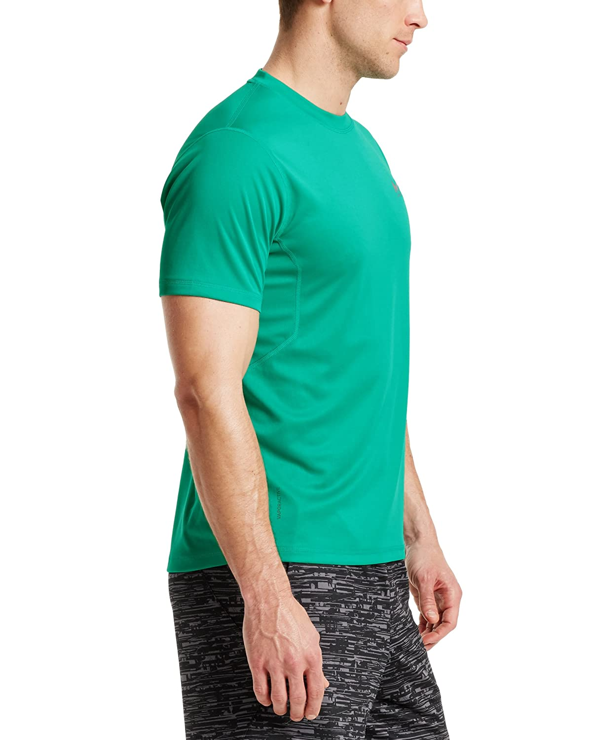 5ccea08c397 Mission Men's VaporActive Alpha Short Sleeve Athletic Shirt