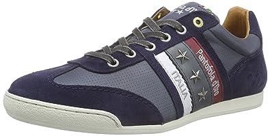 Pantofola d´ORO Ascoli Piceno Low Men, Herren Sneakers, Blau (Dress Blues