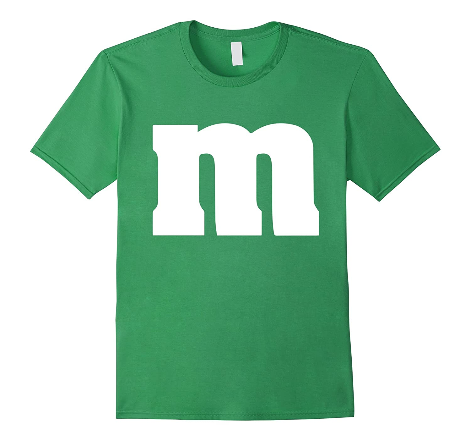 Awesome Easy The Letter M Halloween Costume ...