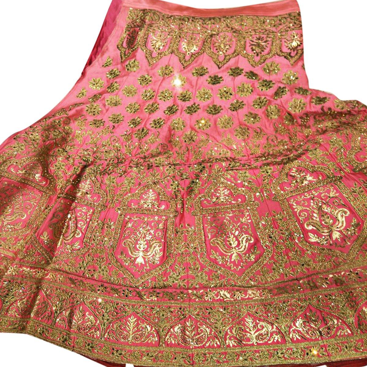 New Designer Ethnic Heavy Indian Bridal Wedding Women Lehenga Choli Anarkali Salwar Chaniya Choli By Balaji Emporium 608 80