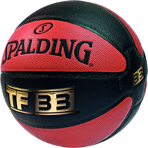 Spalding TF 33 Indoor - Pelota de Baloncesto, tamaño 5, Color ...