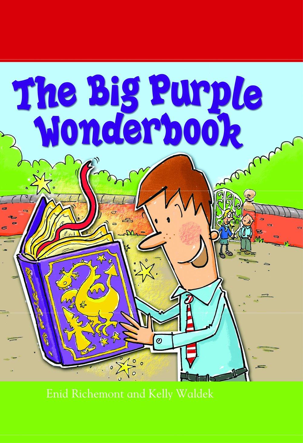 Download The Big Purple Wonderbook (Go! Readers) ebook