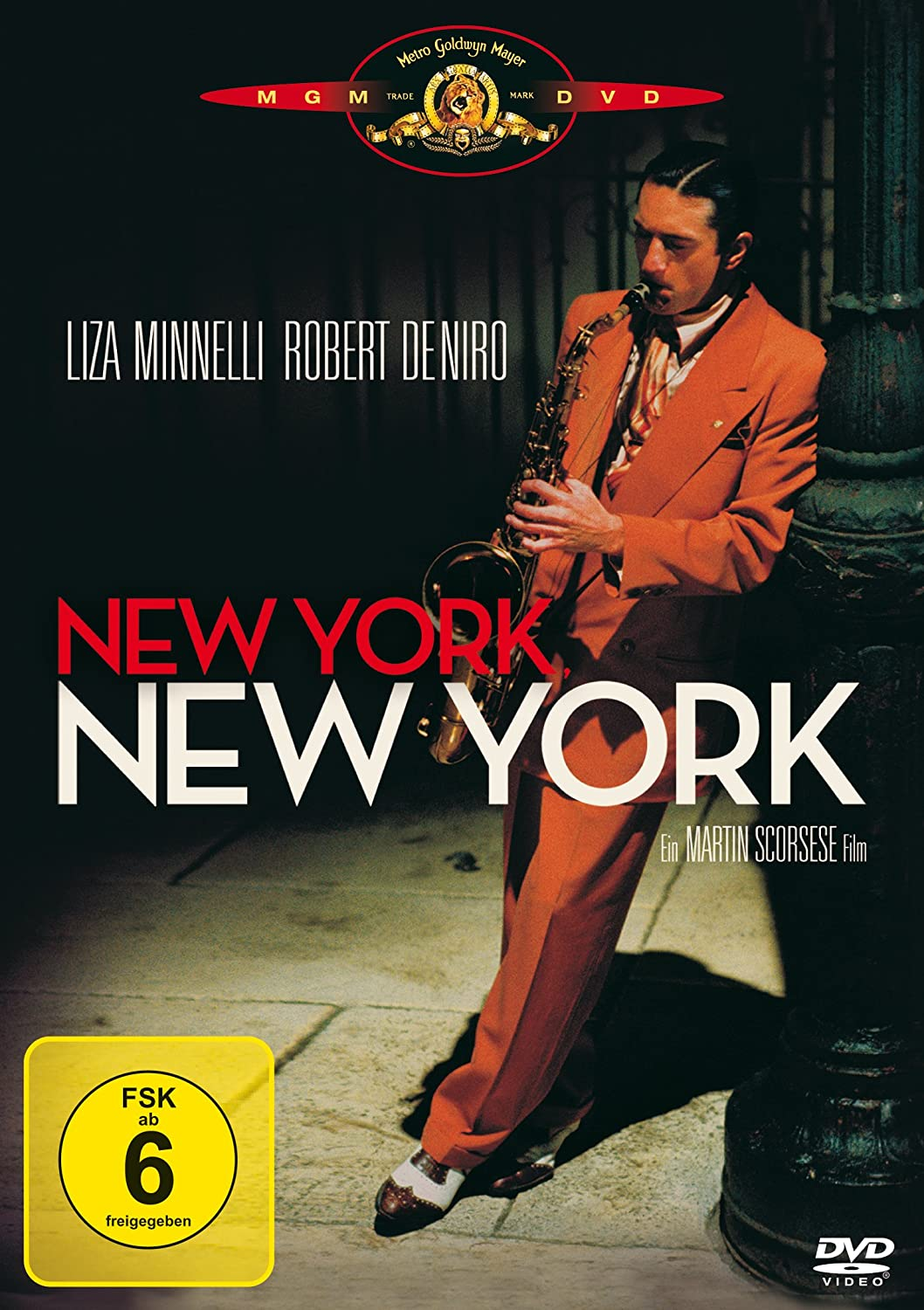 New York New York Amazon De Liza Minnelli Robert De Niro