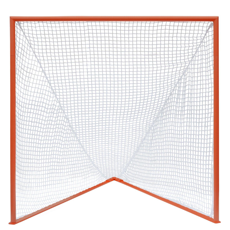 Champion Sports Collegiate Lacrosse Goals: 6x6 Feet Professional Mens & Womens Goal