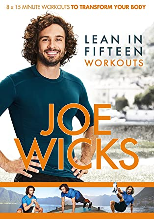 Joe Wicks - Lean in 15 - Workouts [DVD + UV] [2017]
