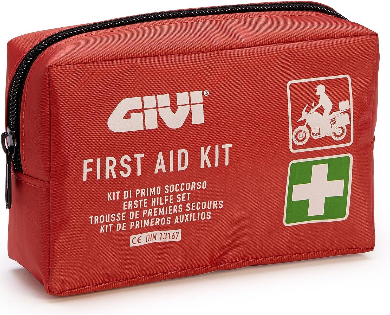 Givi S301 Kit de Primeros Auxilios Portátil