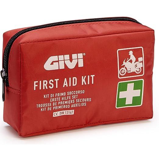 31 opinioni per Givi S301 First Aid KIT Pronto Soccorso Portatile