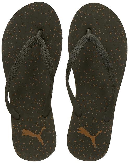 a0bbc437f64 Puma Women s Olive Night-Inca Gold Fashion Sandals-6 (36488205)  Buy ...