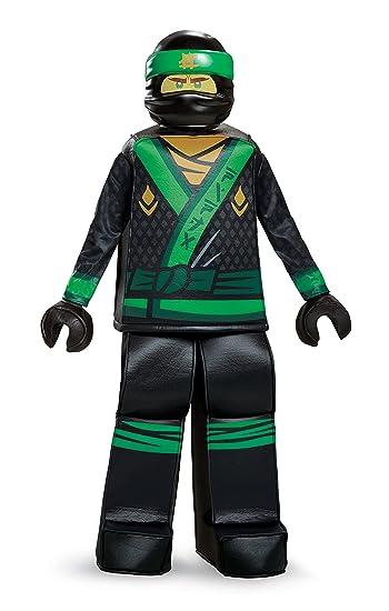 amazon com disguise lloyd lego ninjago movie prestige costume