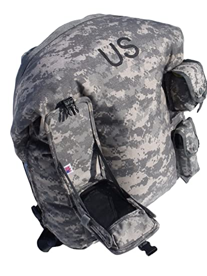 FULLY LOADED US Army Military ACU NBC Chemical Protection Gear JSLIST Carry Bag  Tote Duffel Back b54441ecd9d20