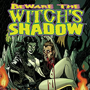 BEWARE THE WITCHS SHADOW #1 COVER B AMERICAN MYTHOLOGY 2019 1st Print COMIC