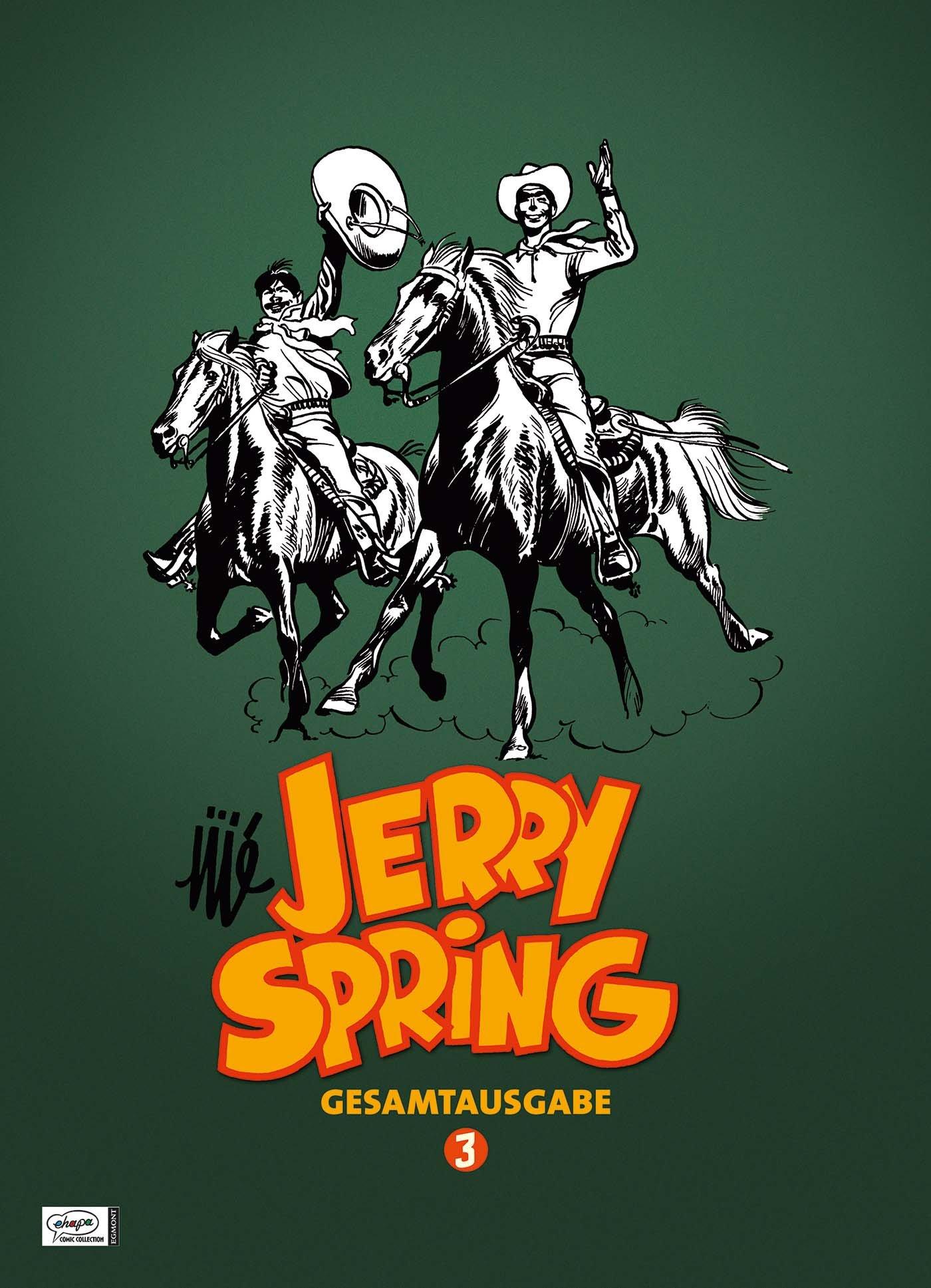 Jerry Spring Gesamtausgabe 03