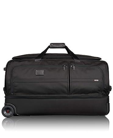 Amazoncom Tumi Alpha 2 Large Wheeled Split Large Duffel Bag