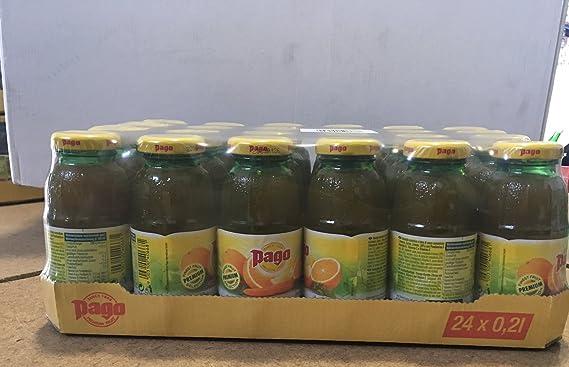 Pago ACE bebida ACE cl 20 x 24 botellas de vidrio de jugo de ...