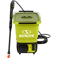 Sun Joe SPX6000C-XR iON 40V 5.0 Ah 1160 PSI Cordless Pressure Washer