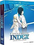 とある魔術の禁書目録:シーズン1 コンプリート・シリーズ 北米版 / Certain Magical Index: Complete Season 1 [Blu-ray+DVD][Import]
