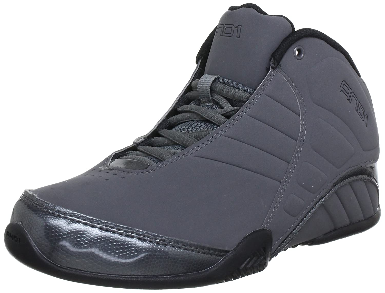 8a7a2564216d3 AND 1 Men's Rocket 3.0 Mid Basketball Shoe