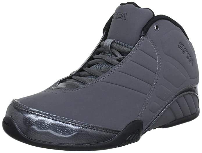 AND 1 Men's Rocket 3.0 Mid Basketball Shoe