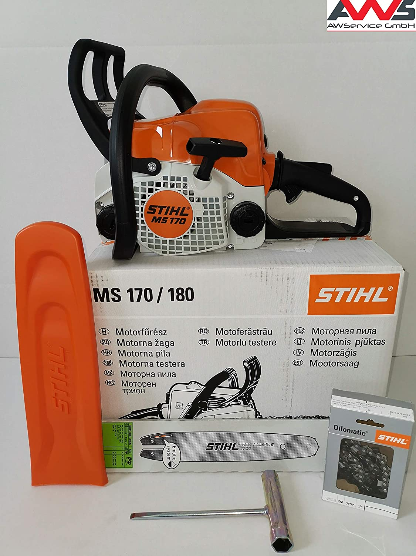 Stihl MS 170 - Motosierra (30 cm)