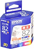 EPSON 純正インクカートリッジ  ICCL82 カラー