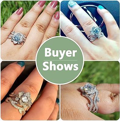 Newshe Jewellery JR4580_SS product image 3