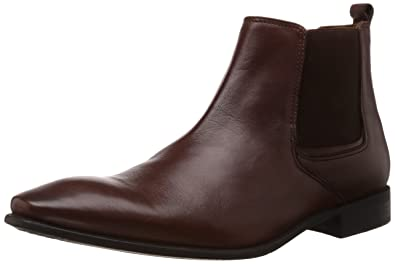 31f7737191924a Hush Puppies Men's Fred Chelsea Leather Boots: Buy Online at Low ...