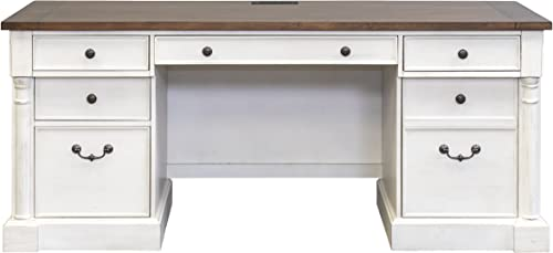 Martin Furniture Durham 70″ Desk Credenza