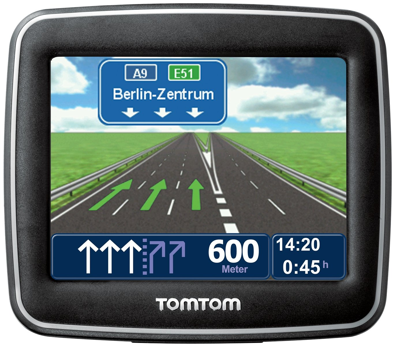 TomTom Start Classic Central Europe Traffic (importado): Amazon.es: Electrónica