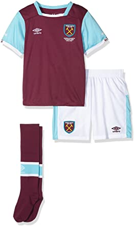 ad8ea3bd8 Umbro Boys  West Ham Home Infants Kit