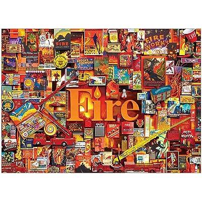 Cobblehill CBL80173 Puzzle, Various: Toys & Games