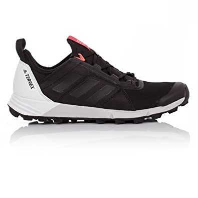 Adidas Terrex Agravic Speed Women\u0027s Trail Running Shoes - AW17-6 - Black