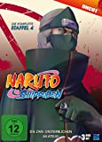 Naruto Shippuden, Staffel 4: Die Zwei Unsterblichen Akatsuki (Episoden 292-308, uncut) [3 DVDs]
