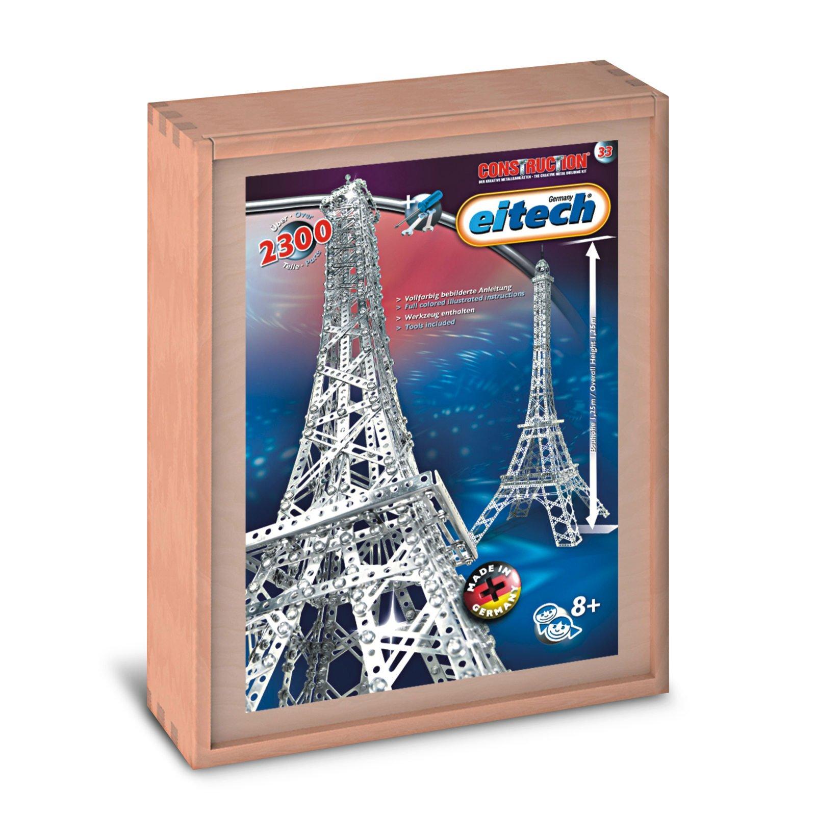 Eitech Eiffel Tower Construction Kit