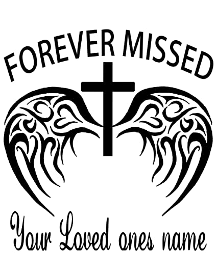 amazon forever missed add your personalized text decal is 1970 Barbie Powder Room forever missed add your personalized text decal is white