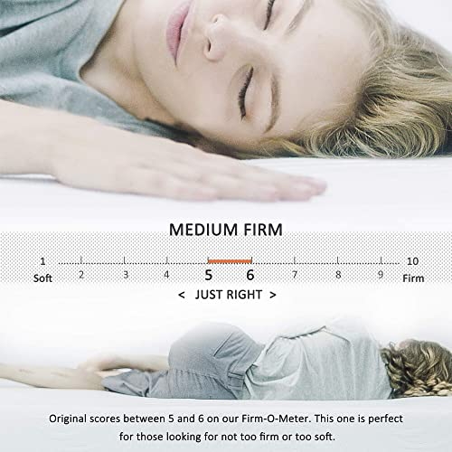 Queen Size Mattress 12-Inch Gel Memory Foam Mattre