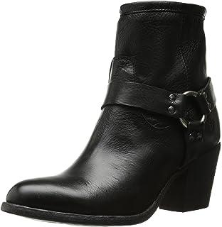 2990e9609 Amazon.com | FRYE Women's Demi Zip Bootie Boot | Ankle & Bootie
