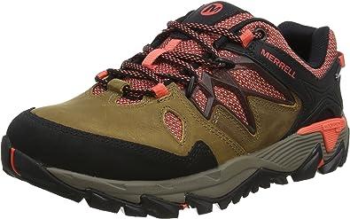 Merrell All out Blaze 2 Gore-Tex, Zapatillas de Senderismo para Mujer, Beige Tan, 36 EU: Amazon.es: Zapatos y complementos