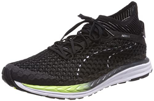 ef41b9b8ff4f7 Puma Men s Speed Ignite Netfit 2 Running Shoes  Buy Online at Low ...