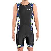 SLS3 Triathlon Suit Men | Mens Tri Suit FX | 2 Pocket Trisuit | Tri-Suit | German Designed