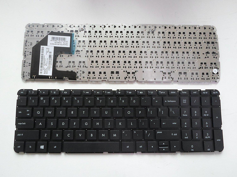 wangpeng NEW For HP Pavilion 15-b100 15-b014xx 15-b119wm 15-b120us BLK US keyboard